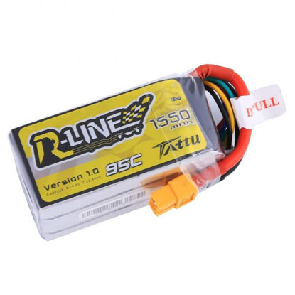 Picture of Tattu R-line 1550mah 4s 95c