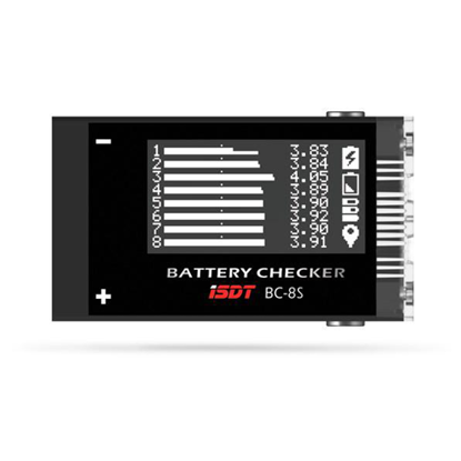 Picture of ISDT BC-8S Battery Checker