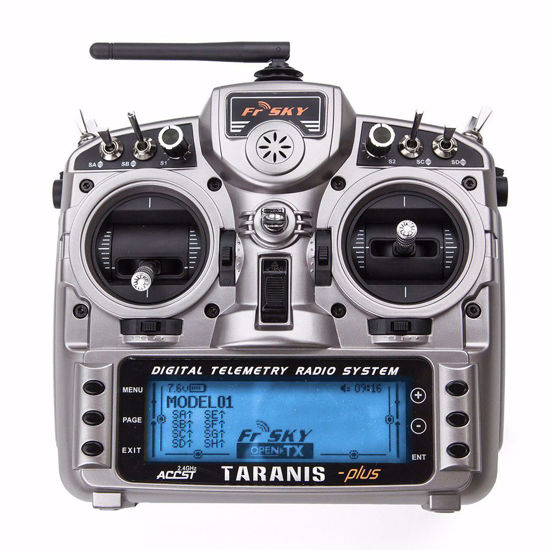 Picture of FrSky Taranis X9D Plus 2.4GHz Radio